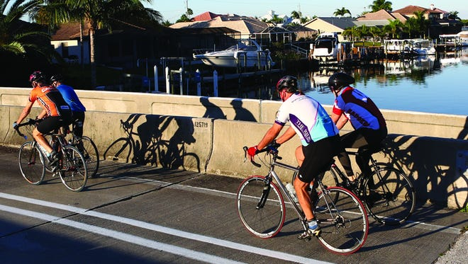 A new phase has started in the Cape Coral Police Department's Bike/Ped Operations.
