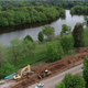Wisconsin Rapids intersection closed while crews work on water-sewer main crossing river