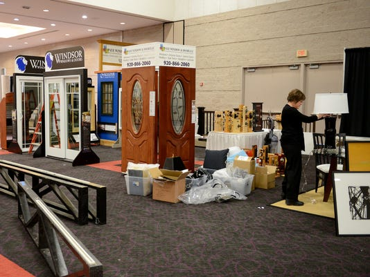GPG Home Expo_Set Up