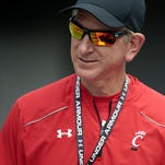 Tommy Tuberville is not looking to break the bank, but he would like to continue his work at UC with a contract extension.