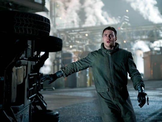 'Godzilla': Aaron Taylor-Johnson