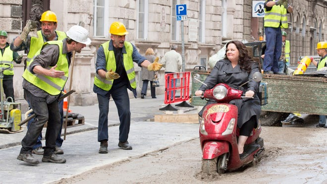"""Melissa McCarthy finally has a lead role worthy of her talents in """"Spy."""""""
