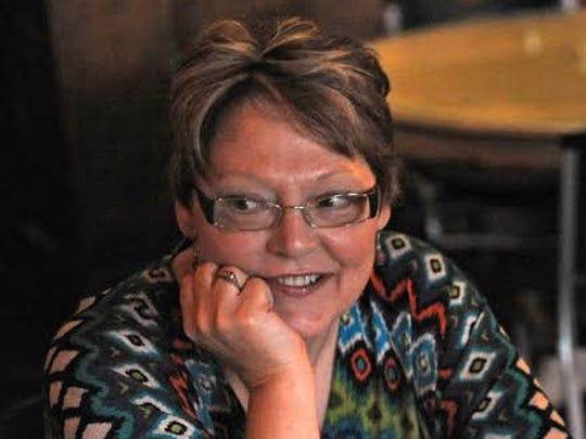 Angela Godley, 53.