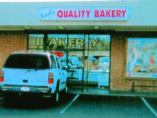 Karl's Quality Bakery original location at Seventh