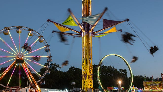 The Livonia Rotary Club is hosting to host a festival, complete with rides and concessions, in late July and early August.
