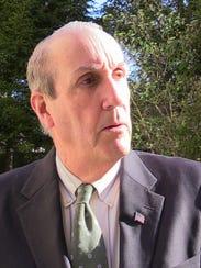 Deputy Westchester County Executive Kevin J. Plunkett