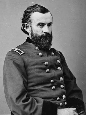 Civil War General Edward Bragg