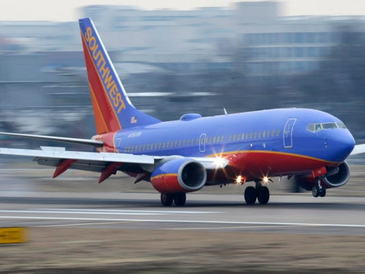AP SOUTHWEST AIRLINES TECHNOLOGY PROBLEMS A FILE USA TX