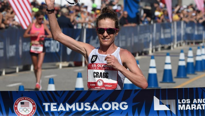 Former ASU All-America Amy Cragg won Saturday at the U.S. Olympic Marathon Trials in Los Angeles to become a two-time Olympian.
