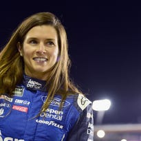 Danica Patrick shares how she and Aaron Rodgers started dating