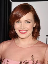 Actress Alicia Malone attends the 42nd annual Los Angeles