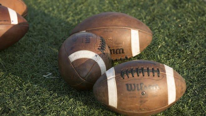 Generic High School football Doug McSchooler / for The Star