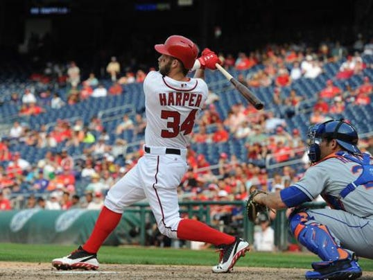 Mets at Nats August 7 2014
