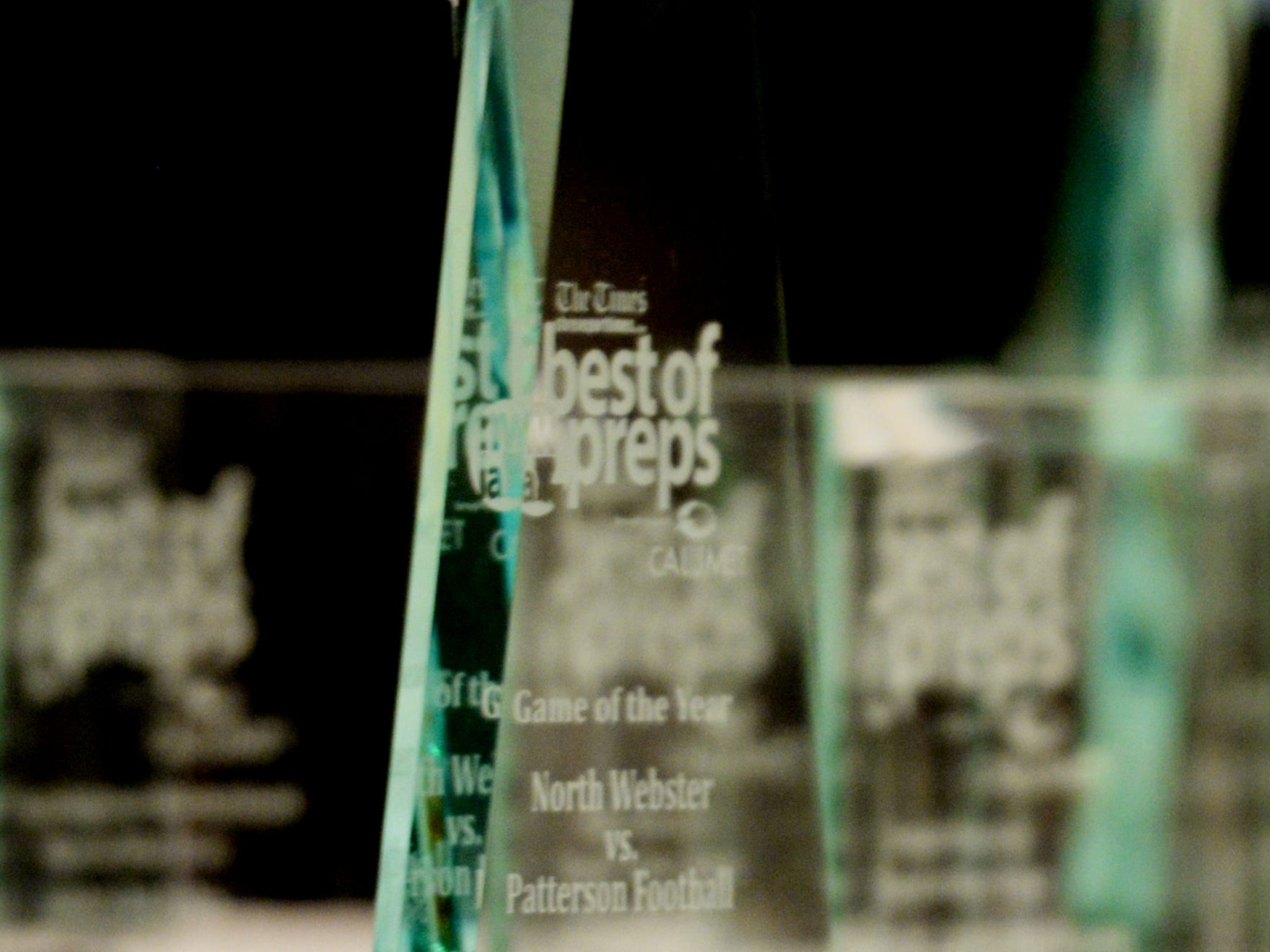 The Best of Northwest Louisiana Preps awards.