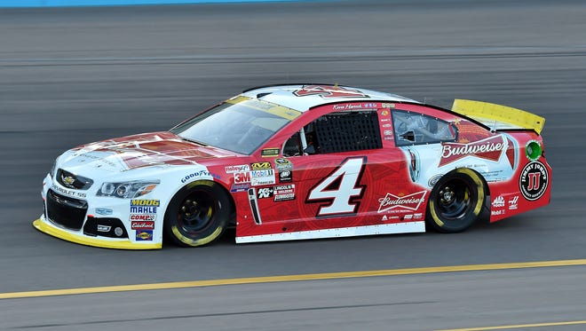 Kevin Harvick is one of the seven contenders for the remaining three spots in the NASCAR Chase for the Sprint Cup.