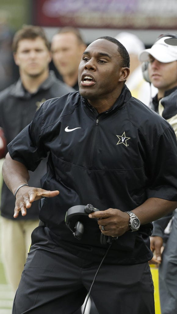 Vanderbilt is trying to earn its first bowl appearance
