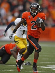 Markus Wheaton is the Beavers' career leader with 227
