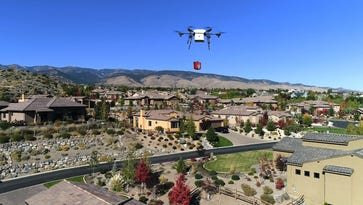 Flirtey sees EpiPens, Narcan in future of medical drone delivery