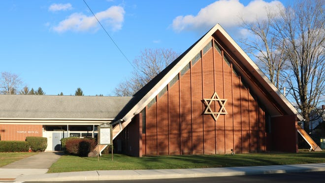 Temple Beth El is being sold, bringing to an end a congregation that has been in Port Jervis for 116 years.