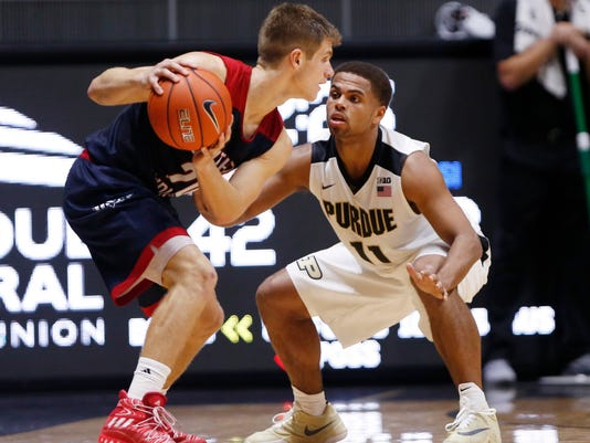 LAF Purdue vs Southern Indiana