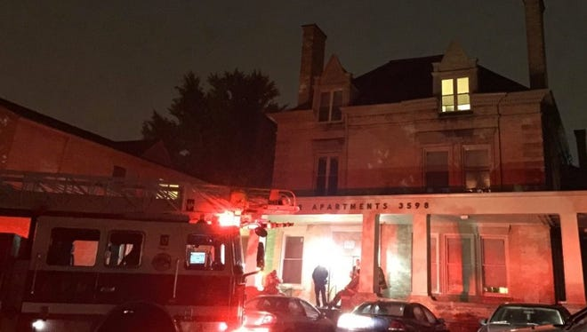 An investigation is underway after one person was killed in an early Wednesday apartment fire in Avondale