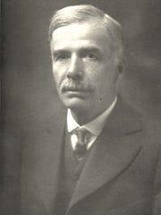 William Seward, first director of the Binghamton Public