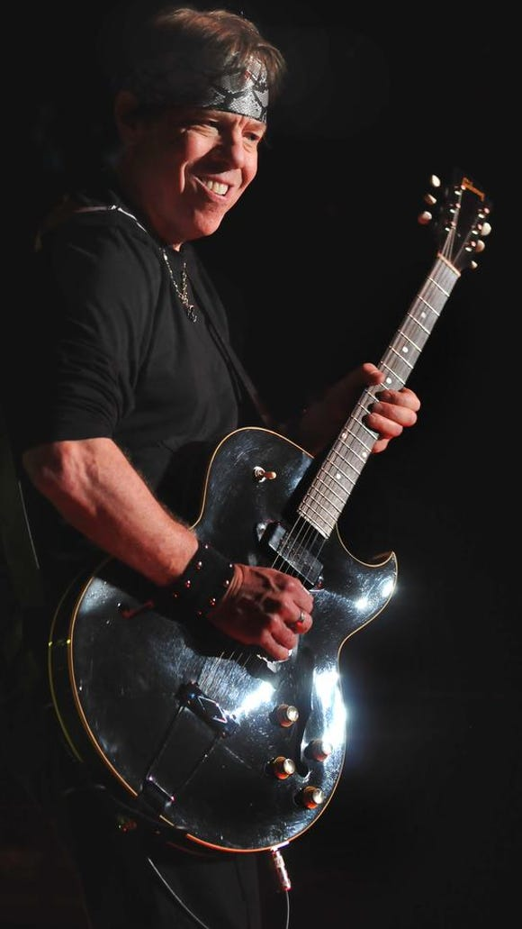 George Thorogood performs at The Grand in 2009.