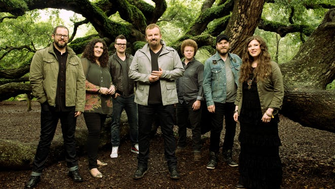 Casting Crowns is a contemporary Christian rock band.