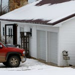 A house on Highway H in Tyrone Missouri is one of the houses that police responded to after a gunman killed seven people and wounded another Thursday night at four different houses in the rural town about 90 miles East of Springfield.