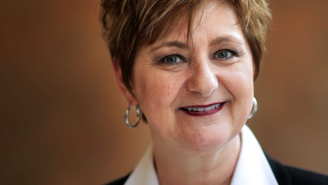 Shirley Ford, the city's new chief financial officer, faces several big budgeting challenges in her first year, including a looming deadline set by the state to fully fund the required annual contribution to the city's pension fund.