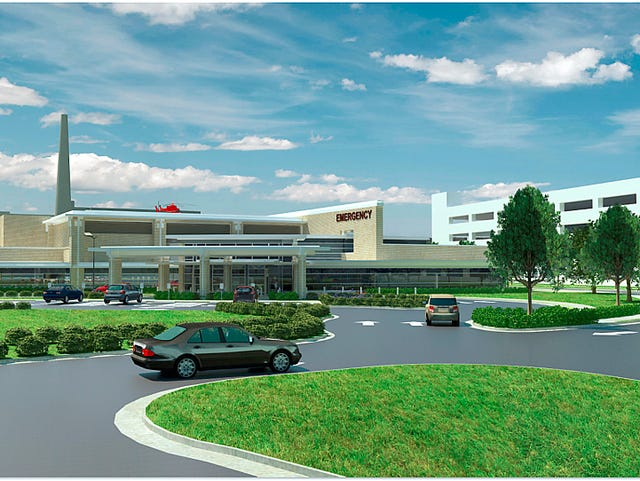 Beaumont-Royal Oak emergency center to open in spring '17