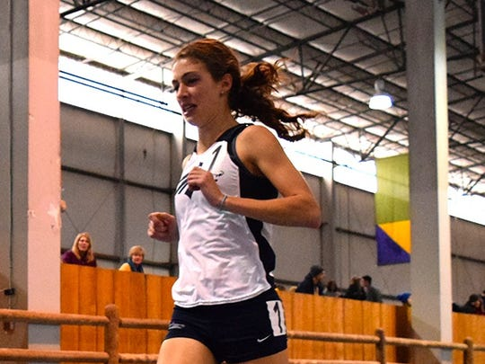 Erika Root was having a breakout season and was aiming to qualify for the NCAAs in the steeplechase this spring.