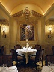 Sale e Pepe, the gourmet Italian restaurant overlooking