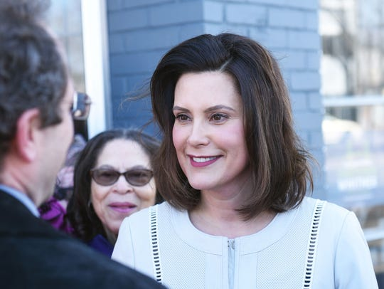 """Of the four Democrats running in the primary, Gretchen Whitmer is by far the best choice and has exhibited on the campaign trail a broader understanding of what it takes to govern."""