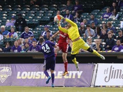 Two Louisville City FC players are headed to MLS' Orlando City SC