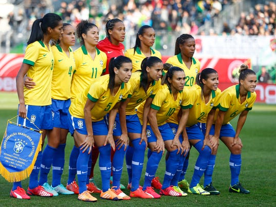 Sexiest brazilian womens soccer players