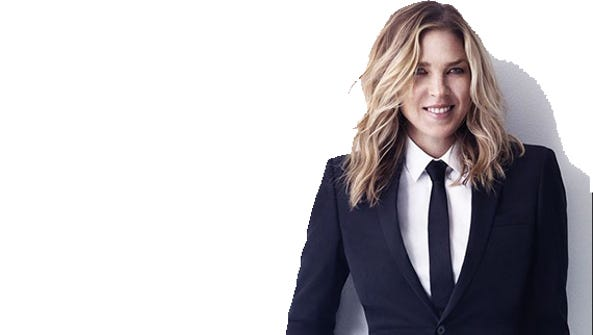 Diana Krall performs at the Grand Sierra Resort August