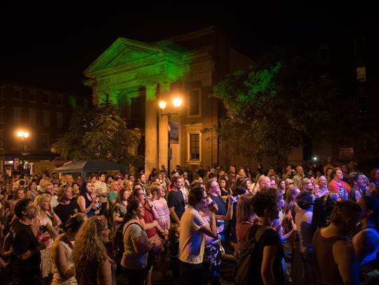 In its sixth year, the all-female Ladybug Music Festival