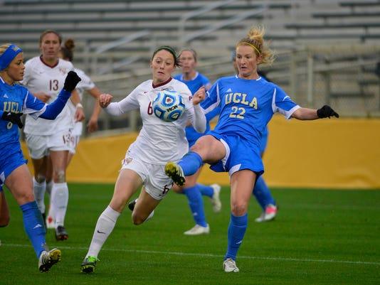 NCAA Womens Soccer: Division I Championship