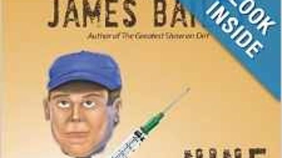 Nine Bucks A Pound is the second baseball novel by Rochester resident James Bailey.