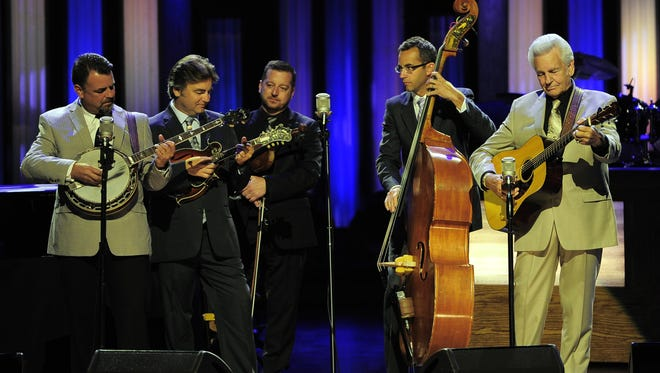 The Del McCoury Band will perform at the Muddy Roots Music Festival.