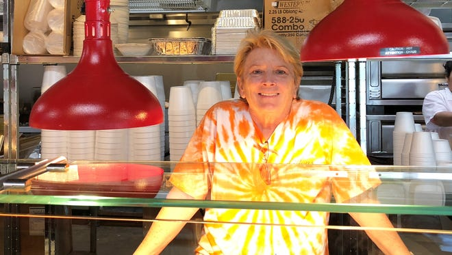"""Kelly Litton of Litton's Market and Restaurant has launched """"Litton's To Go Market"""" in the Back Room of the Fountain City eatery."""