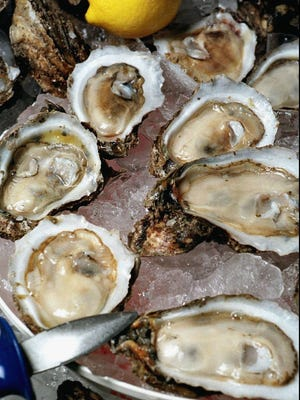 Raw oysters from Oregon's Yaquina Bay have been implicated in a norovirus outbreak.