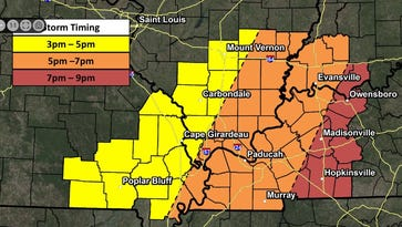 Tri-State rides out storms; some tornado damage reported in So. Ill.