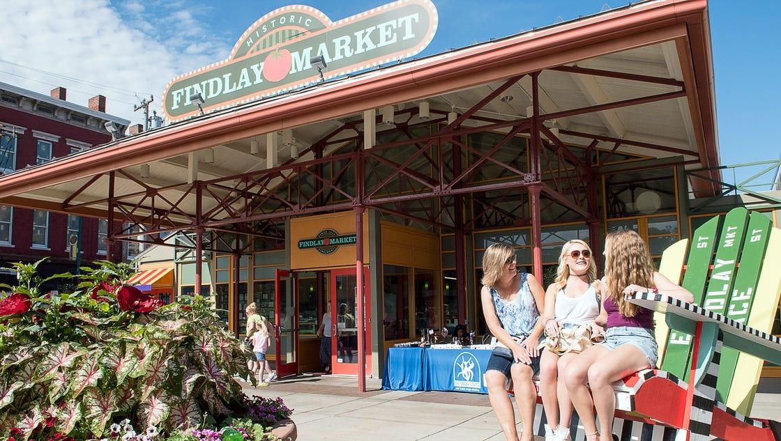 Findlay Market Food Tour
