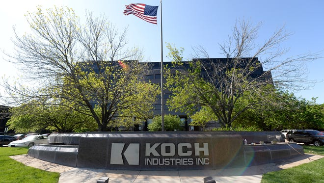 Koch Industries is the second-largest private company in America.