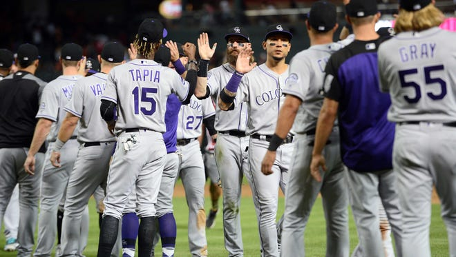 The Colorado Rockies, winners of 15 of their past 19 games, return to Coors Field on Tuesday to face the Houston Astros in the first game of a five-game homestand. The 6:40 p.m. game will be televised by AT&T-Rocky Mountain.