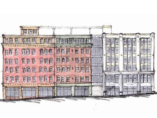 A historicist approach to redeveloping the block