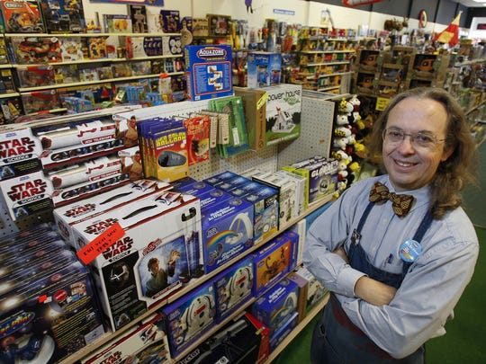 Dave Campbell, the owner of Amazing Toys, retires this summer after being in the retail business for 47 years.
