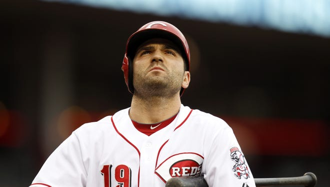 The Reds are hitting .218/.263/.325 since Joey Votto left the lineup.